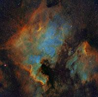 <b>NGC-7000, IC 507...