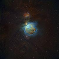 <b>M42 - Orion Nebu...